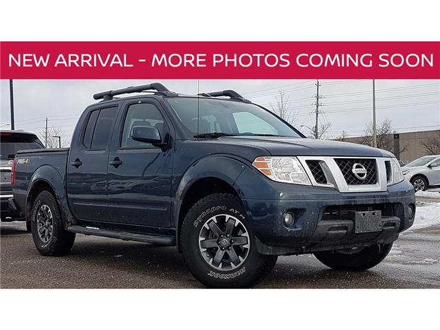 2018 Nissan Frontier  (Stk: N19952A) in Guelph - Image 1 of 8