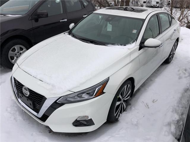 2019 Nissan Altima 2.5 Platinum (Stk: V0188) in Cambridge - Image 2 of 5