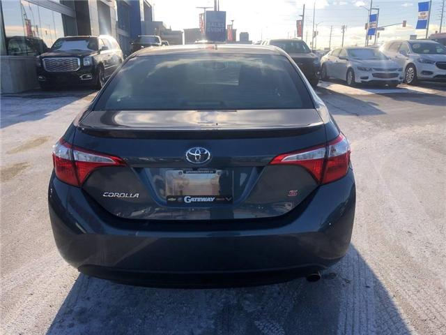 2015 Toyota Corolla S|BLUETOOTH|FOG LAMPS|ALLOYS| (Stk: PA17775) in BRAMPTON - Image 5 of 15