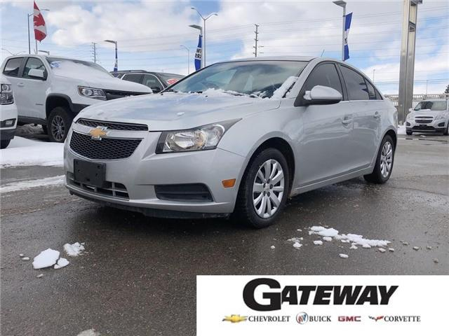 2011 Chevrolet Cruze LT Turbo|Bluetooth|PWR Option|Keyless Ent| (Stk: PA17708A) in BRAMPTON - Image 1 of 15