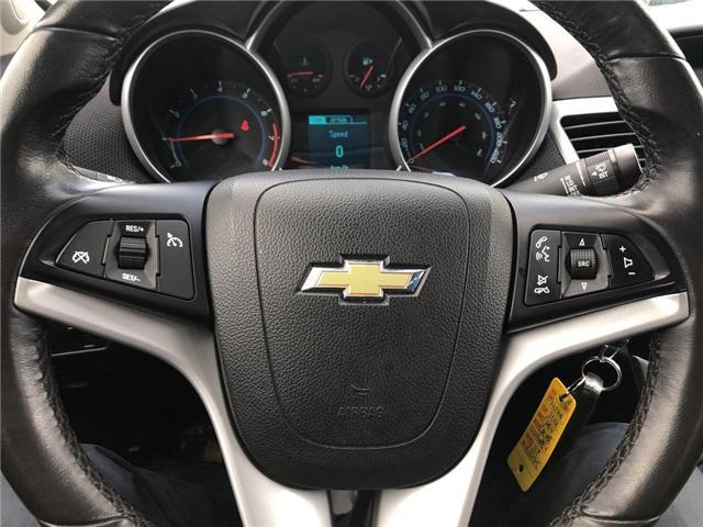 2014 Chevrolet Cruze 1LT (Stk: 197627A) in BRAMPTON - Image 12 of 15