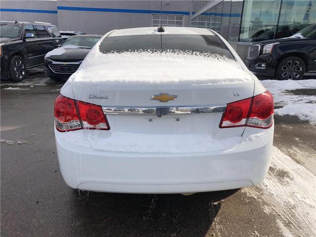 2015 Chevrolet Cruze 2LT Leather Sunroof Rear Camera Heated Seats  (Stk: 17798) in BRAMPTON - Image 5 of 16
