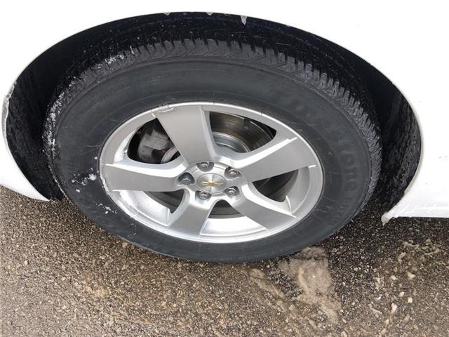 2015 Chevrolet Cruze 2LT Leather Sunroof Rear Camera Heated Seats  (Stk: 17798) in BRAMPTON - Image 8 of 16