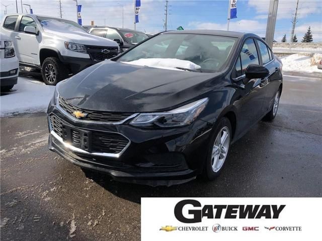 2018 Chevrolet Cruze LT|TRUE NORTH|SUNROOF|BLUETOOTH| (Stk: PA17827) in BRAMPTON - Image 1 of 16