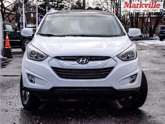 2014 Hyundai Tucson GLS-2 SETS OF TIRES-CERTIFIED PRE-OWNED-1 OWNER (Stk: 155617A) in Markham - Image 2 of 26