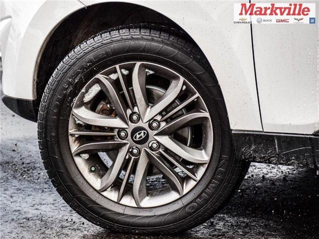 2014 Hyundai Tucson GLS-2 SETS OF TIRES-CERTIFIED PRE-OWNED-1 OWNER (Stk: 155617A) in Markham - Image 4 of 26