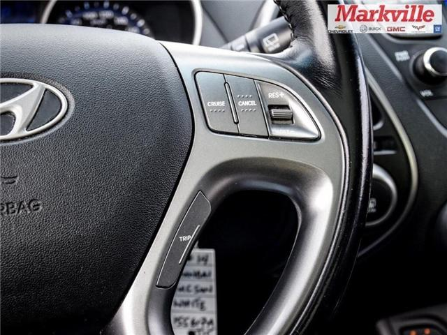 2014 Hyundai Tucson GLS-2 SETS OF TIRES-CERTIFIED PRE-OWNED-1 OWNER (Stk: 155617A) in Markham - Image 23 of 26