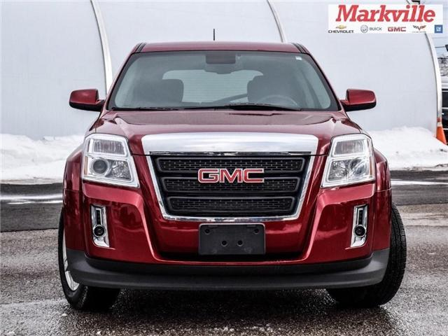 2015 GMC Terrain SLE-FWD-GM CERTIFIED PRE-OWNED-CLEAN!! (Stk: P6289A) in Markham - Image 2 of 26