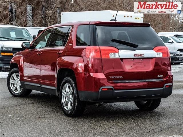 2015 GMC Terrain SLE-FWD-GM CERTIFIED PRE-OWNED-CLEAN!! (Stk: P6289A) in Markham - Image 6 of 26