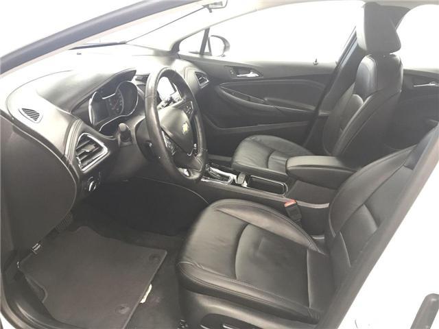 2017 Chevrolet Cruze Premier Auto (Stk: 202768) in Lethbridge - Image 18 of 21