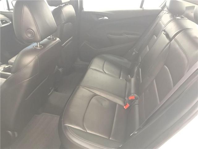 2017 Chevrolet Cruze Premier Auto (Stk: 202768) in Lethbridge - Image 20 of 21