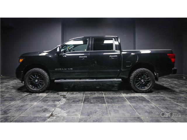 2018 Nissan Titan SV Midnight Edition (Stk: 18-364A) in Kingston - Image 1 of 33