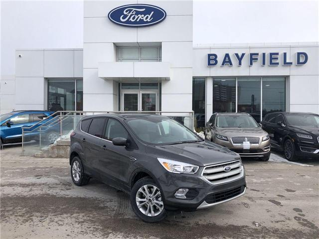 2019 Ford Escape SE (Stk: ES19243) in Barrie - Image 1 of 25