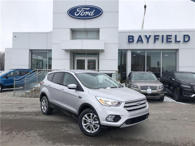 2019 Ford Escape SE (Stk: ES19244) in Barrie - Image 1 of 24