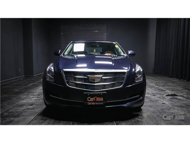 2015 Cadillac ATS 2.0L Turbo (Stk: CB19-54) in Kingston - Image 2 of 36