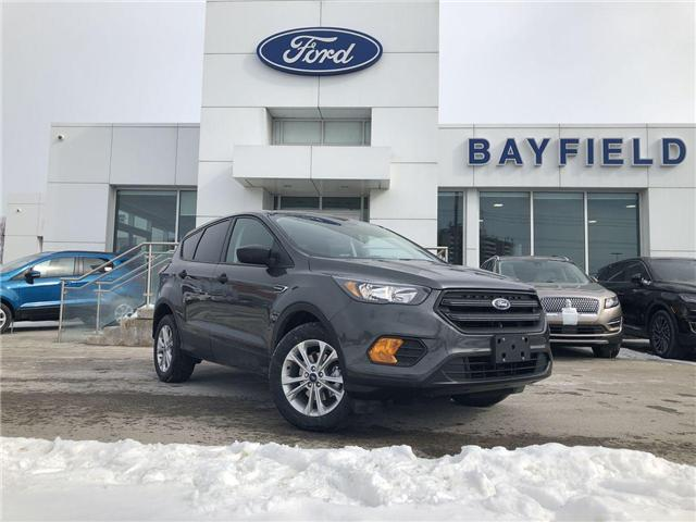 2019 Ford Escape S (Stk: ES19247) in Barrie - Image 1 of 24