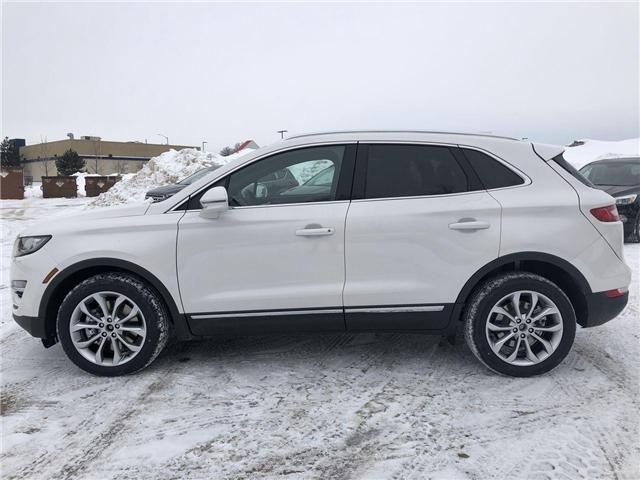 2019 Lincoln MKC Select (Stk: MC19245) in Barrie - Image 3 of 27