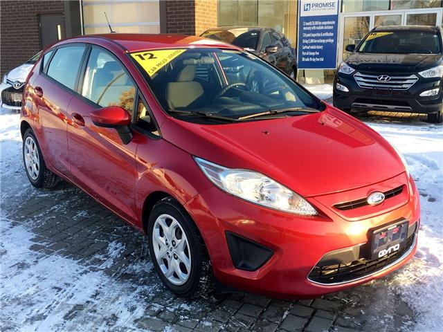 2012 Ford Fiesta SE (Stk: H4532A) in Toronto - Image 2 of 28
