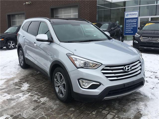 2015 Hyundai Santa Fe XL Luxury (Stk: H4021A) in Toronto - Image 2 of 30