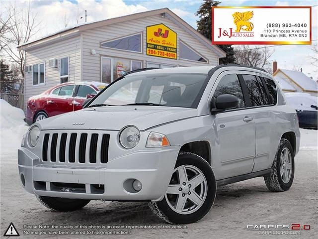 2010 Jeep Compass Sport/North (Stk: J18103-1) in Brandon - Image 1 of 27