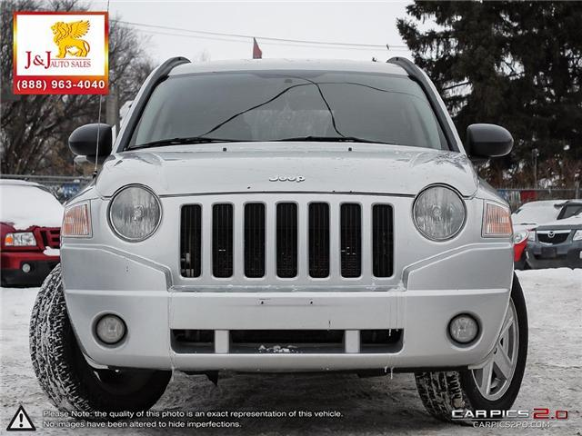 2010 Jeep Compass Sport/North (Stk: J18103-1) in Brandon - Image 2 of 27