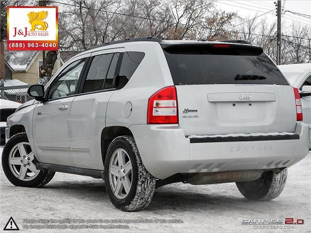 2010 Jeep Compass Sport/North (Stk: J18103-1) in Brandon - Image 4 of 27