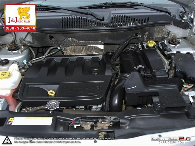 2010 Jeep Compass Sport/North (Stk: J18103-1) in Brandon - Image 8 of 27
