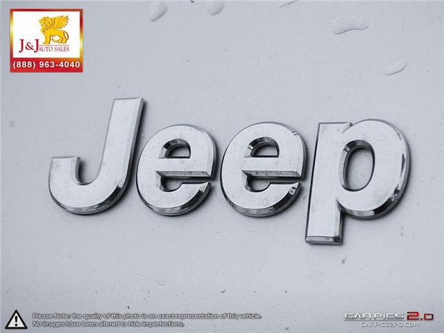 2010 Jeep Compass Sport/North (Stk: J18103-1) in Brandon - Image 9 of 27