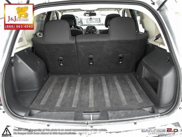 2010 Jeep Compass Sport/North (Stk: J18103-1) in Brandon - Image 11 of 27