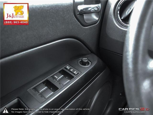 2010 Jeep Compass Sport/North (Stk: J18103-1) in Brandon - Image 17 of 27