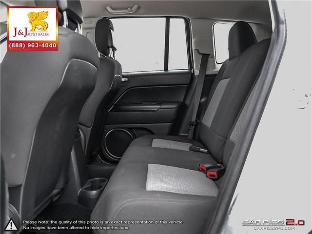 2010 Jeep Compass Sport/North (Stk: J18103-1) in Brandon - Image 24 of 27