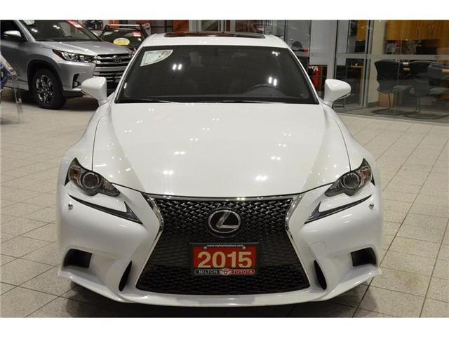 2015 Lexus IS 350 Base (Stk: 014763) in Milton - Image 2 of 41