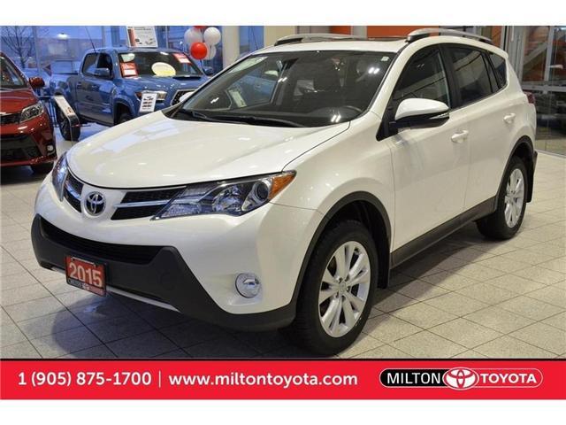 2015 Toyota RAV4  (Stk: 271216) in Milton - Image 1 of 42