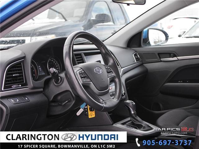 2017 Hyundai Elantra  (Stk: U829) in Clarington - Image 6 of 27