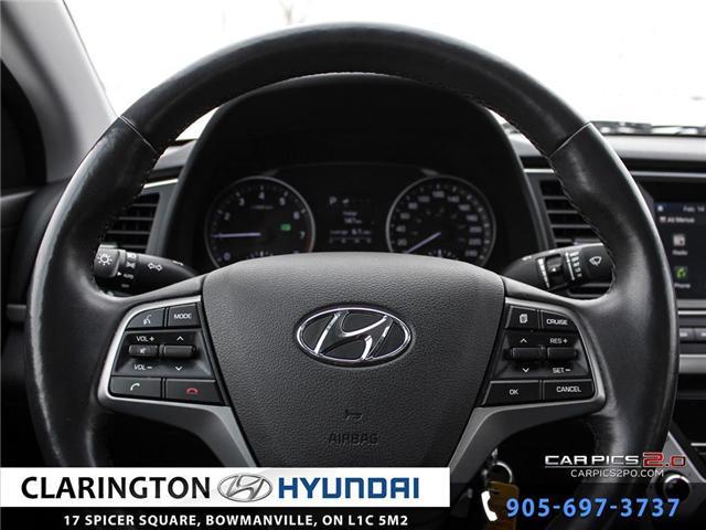 2017 Hyundai Elantra  (Stk: U829) in Clarington - Image 7 of 27