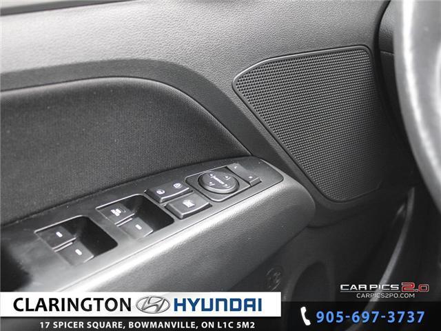 2017 Hyundai Elantra  (Stk: U829) in Clarington - Image 10 of 27