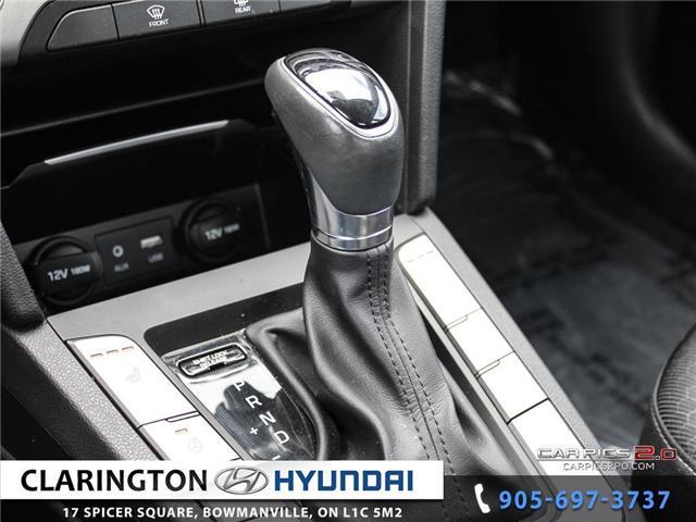 2017 Hyundai Elantra  (Stk: U829) in Clarington - Image 13 of 27