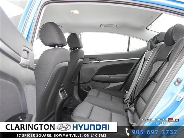2017 Hyundai Elantra  (Stk: U829) in Clarington - Image 19 of 27