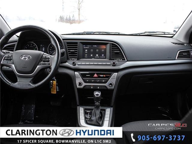 2017 Hyundai Elantra  (Stk: U829) in Clarington - Image 20 of 27