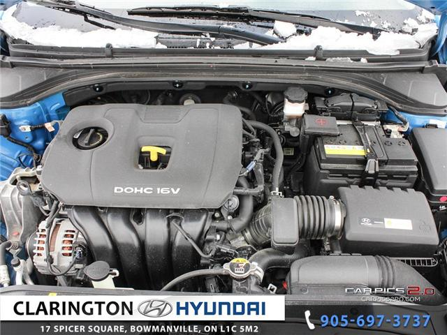 2017 Hyundai Elantra  (Stk: U829) in Clarington - Image 23 of 27