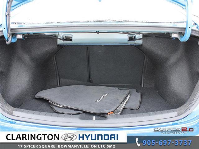 2017 Hyundai Elantra  (Stk: U829) in Clarington - Image 26 of 27