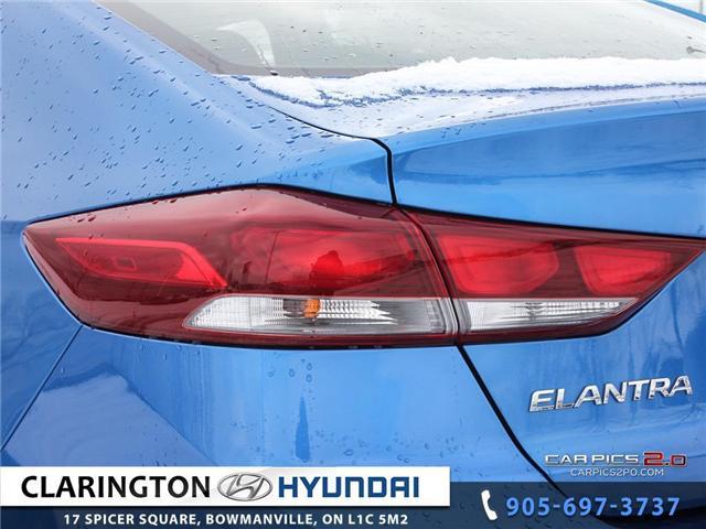 2017 Hyundai Elantra  (Stk: U829) in Clarington - Image 27 of 27
