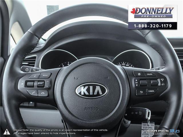 2019 Kia Sedona LX (Stk: CLKUR2239) in Kanata - Image 14 of 28