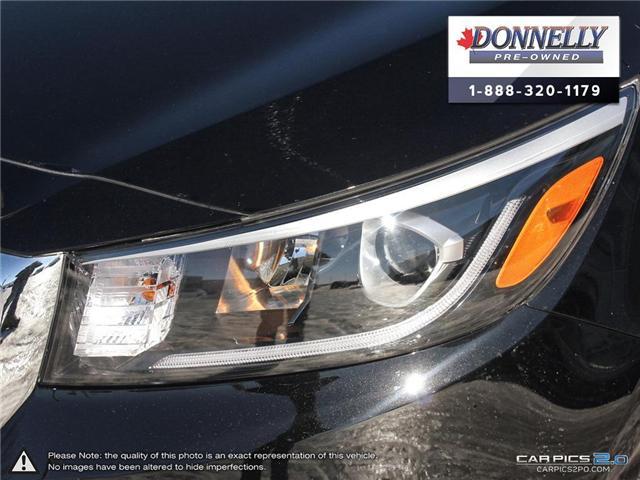 2019 Kia Sedona LX (Stk: CLKUR2241) in Kanata - Image 10 of 28