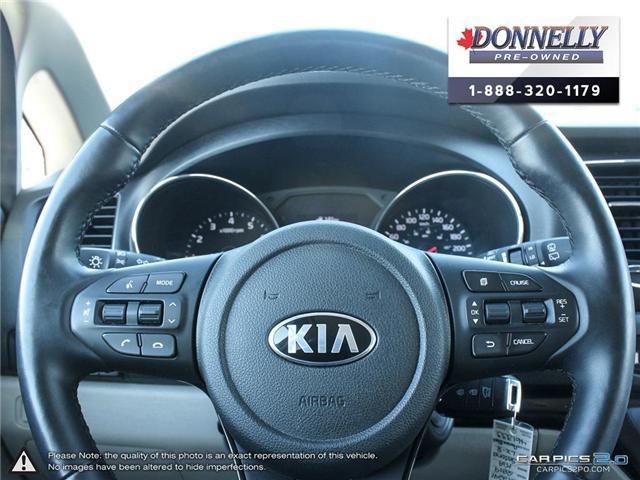2019 Kia Sedona LX (Stk: CLKUR2241) in Kanata - Image 14 of 28