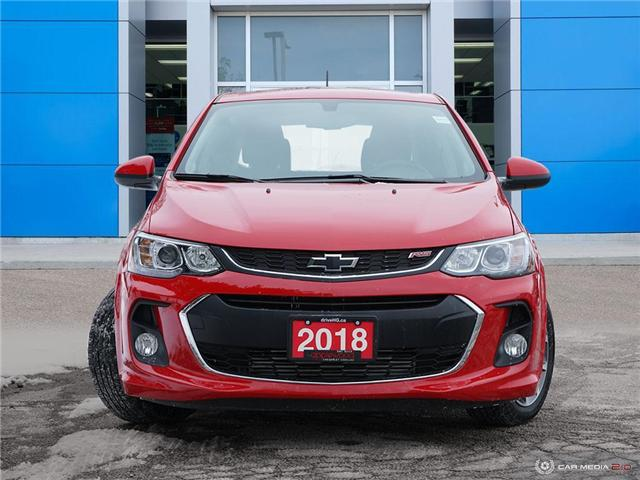 2018 Chevrolet Sonic LT Auto (Stk: 8074A) in Mississauga - Image 2 of 27
