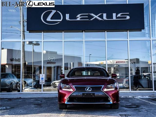 2015 Lexus RC 350 Base (Stk: L0479) in Ottawa - Image 2 of 29