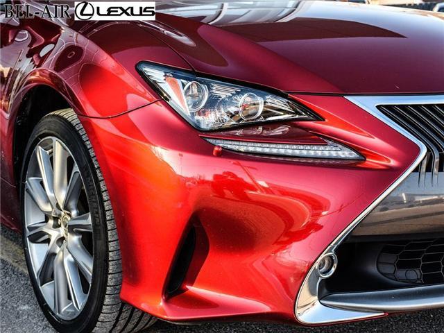 2015 Lexus RC 350 Base (Stk: L0479) in Ottawa - Image 8 of 29