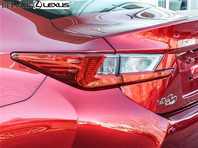 2015 Lexus RC 350 Base (Stk: L0479) in Ottawa - Image 10 of 29
