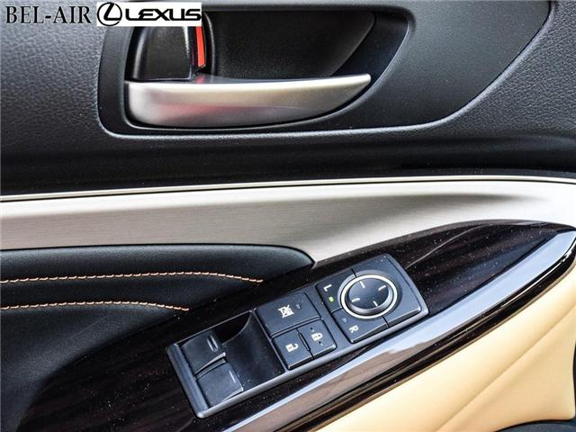 2015 Lexus RC 350 Base (Stk: L0479) in Ottawa - Image 13 of 29